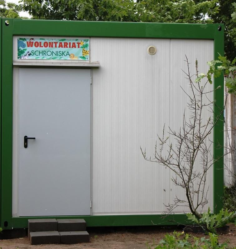 Nowa siedziba Wolontariuszy :-)