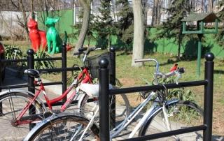 stojaki i rowery