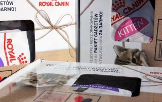 wyprawka royal canin 1